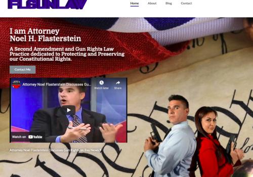 Noel Flasterstein Website